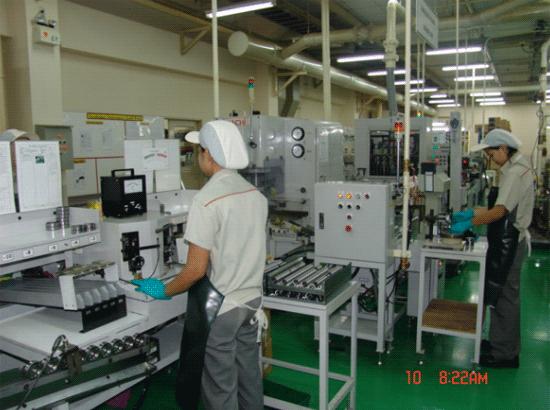 Уже имеющиеся производство подшипников NACHI в Таиланде дополнится заводом по производству подшипниковых компонентов